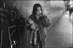 Juxtapoz Magazine - The Homeless Kids of Seattle