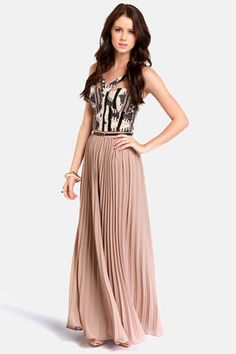 Cute Long Maxi Dresses - Aside from the design that you select for your  homecoming dress, the color of it will be the most