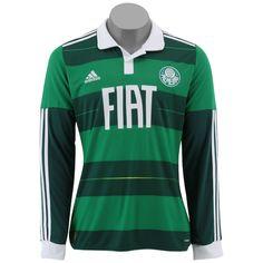 Camisa Adidas Palmeiras III 10 11 s nº M L - Mundo Palmeiras 71b0ec1b05c83