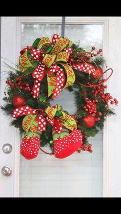 Christmas wreath??!!