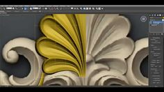 3ds Max - Tutorial - 3D CLASSICAL MODELING - part1