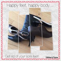 Whirlwind of Surprises: Happy Feet, #Happy Body #2015WOSHGG #ad