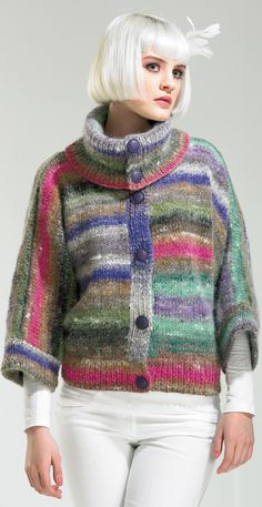 Noro Style Pattern Collection : Noro Patterns : Designer Yarns