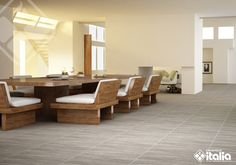 Nuestras maderas cerámicas en diversos formatos son la mejor solución para tus espacios. #CerámicaItalia #TendenciaMaderas