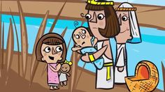 Session 9: Baby Moses (Exodus 1-2)