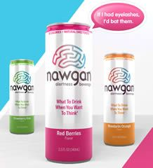 FREE Can of Nawgan Alertness Beverage on http://www.icravefreebies.com