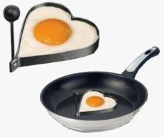 Forma na vajíčka - srdce