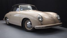 1953 Porsche 356 - Pre-A Maintenance/restoration of old/vintage vehicles: the material for new cogs/casters/gears/pads could be cast polyamide which I (Cast polyamide) can produce. My contact: tatjana.alic@windowslive.com