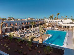 Hotel and swimming pool general view.  #h10oceandreams #oceandreams #fuerteventura #h10hotels #h10 #hotel #hotels