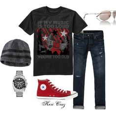 """Teen Boy Contest"" by keri-cruz on Polyvore"
