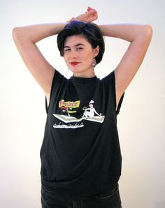 90s Retro Diner T-shirt LA Diner T-shirt Pann's by MorningGlorious