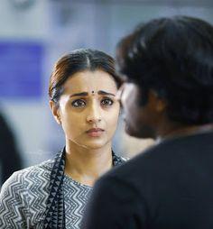 Janu❤️ ROCKING in all states! Film Images, Actors Images, Movie Memes, Movie Titles, Trisha Movies, Titanic Actress, Tamil Movie Love Quotes, Sai Pallavi Hd Images, Trisha Photos