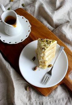 Wicked sweet kitchen: Simple caramel layer cake