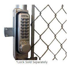 Keyless Gate Lock Lockey M220 Surface Mount Single Sided