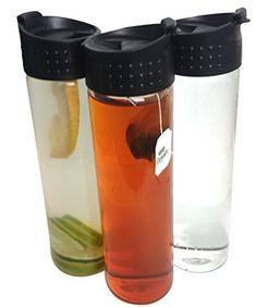 Glass Water Drinking Bottles Set of 3 Abodi Home http://www.amazon.com/dp/B014WYY7TE/ref=cm_sw_r_pi_dp_MlDswb1F8M639