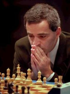 Garry Kimovich Kasparov: #1 on the list of Top 10 Greatest Chess Players in history