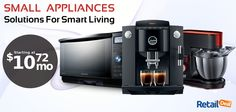 Manage your daily kitchen tasks efficiently with small appliances available at RetailDeal  #SmallAppliances #KitchenAppliances