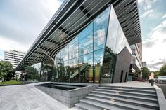 Gallery - Glass House at Sindhorn / OFFICE AT - 11