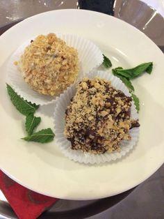 Recipe Arabische Erdnuss Pralinen