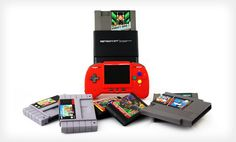 Groupon - $ 49.99 for a Retro-Bit RetroDuo Portable Gaming Console ($ 99.99 List Price). Free Shipping and Returns.. Groupon deal price: $49.99