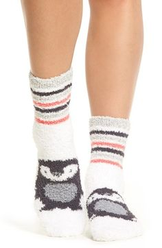 Nordstrom 'Butter' Crew Socks (3 for $18) available at #Nordstrom