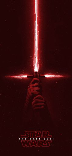 bd05-starwars-first-jedi-red-film-art-illustration via http://iPhoneXpapers.com - Wallpapers for iPhone X