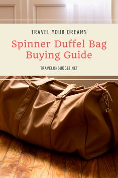 #travel   #travelguides  #traveler   #travellers  #bestguides  #travelonbudget  #travelonabudget  #bestluggage  #luggages  #suitcases Best Luggage, Duffel Bag, Wasting Time, Traveling By Yourself, Suitcases, Stuff To Buy, Bags, Profile, Number