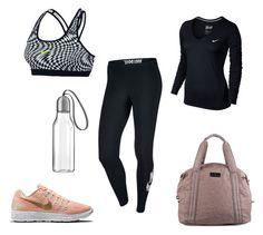 """Untitled #42"" by malllle on Polyvore featuring NIKE, adidas and Eva Solo"
