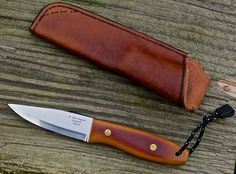 Bison Bushcraft Knife