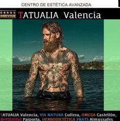 Picture 1 of Tatuajes in València | TATUALIA-Valencia-VIA NATURA-Cullera-Requena-Almussafes-Alberic-Lliria-Alboraya-Alcúdia-Aldaia-Alfafar-Algemesi-Alginet-Alzira-Manises-Massamagrell-Mislata-Moncada-Oliva-Ontinyent-Paiporta-Canals-Catarroja-Chiva-Eliana-Sagunt-Silla-Sueca-Torrent-Tavernes