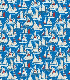 """Washed Boats Cobble"" nautical print from Seasalt Cornwall collection Nautical Prints, Nautical Colors, Nautical Pattern, Nautical Design, Vintage Nautical, Nautical Theme, Motifs Textiles, Textile Prints, Textile Design"
