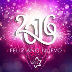 Hola a todos, a pocas horas para celebrar el año nuevo, les envío un fuerte abrazo que sea de puro éxito, en el trabajo, la salud y entre otras cosas, pásenla muy bonito con sus seres queridos, amigos, etc. FELIZ AÑO NUEVO 2016!  Davis N.