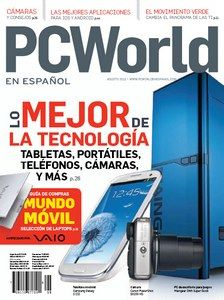 PC World Spain - Agosto 2012 True PDF | 68 pages | Spanish | 17.7 MB