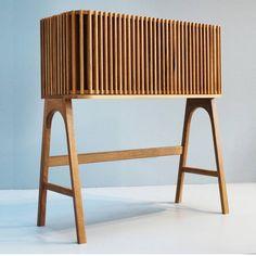 "385 tykkäystä, 13 kommenttia - ArtisanBorn (@artisanborn) Instagramissa: ""👈 Swipe left to see this desk transform.  Design by Marcin Laskowski. 💫  Be inspired follow…"""