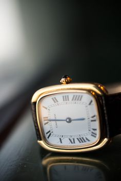 Cartier ~ timeless (<-- hehe, see what I did there...??)