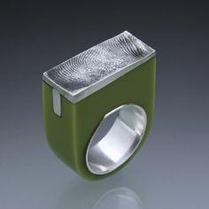 c6 Rigid plastic used with metal clay