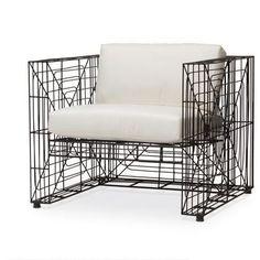 Palecek Lorenzo Outdoor Lounge Chair
