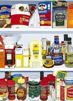 Jessica Rohrer  Kitchen Cabinet  2010