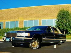 Cadillac Fleetwood, Concorde, Lowrider, Custom Cars, Friends In Love, Old School, Low Low, Classic, Poppy