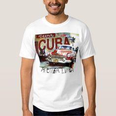 Camisa del MI Cuba Linda. Regalos, Gifts. #camiseta #tshirt