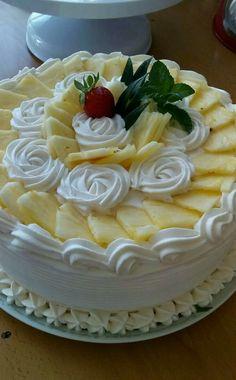 Ideas Birthday Cake Decoration Funny For 2019 Cake Decorating Designs, Cake Decorating Techniques, Cake Designs, Brze Torte, Fruit Birthday Cake, Birthday Cupcakes, Fresh Fruit Cake, Cake Recipes, Dessert Recipes
