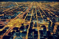 #city #night