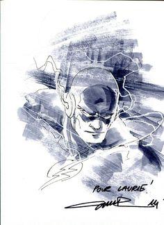 The Flash by Yildiray Cinar Metropolis Comic, Comic Villains, Univers Dc, Wally West, Kid Flash, Super Heros, Vertigo, Marvel Dc Comics, Dark Horse