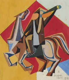 Emiliano Di Cavalcanti, untitled, 1938