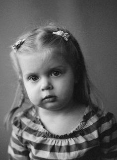 Sandra Coan Photography: Portrait of a little girl, in #film