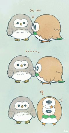 pokemon sun moon rowlet