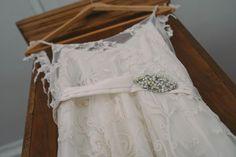 Detalle vestido : .Candelaria