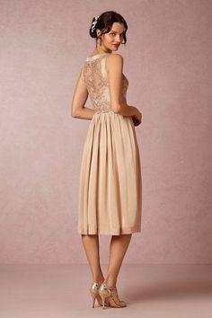 Renata's bridesmaid dress