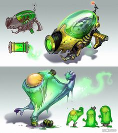 Ratchet & Clank - CreatureBox