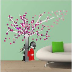 Beautifull wall stickers from stickit. Wall Stickers, Decals, Php, Home Decor, Wall Clings, Homemade Home Decor, Wall Decals, Tags, Decal
